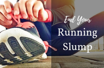 running slump